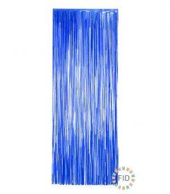 Cortina Azul Mate
