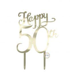 Topper 50th