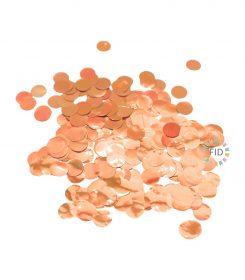 Confeti Oro Rosa