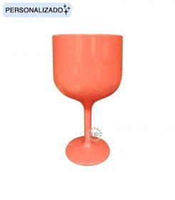 Copa de Color Coral