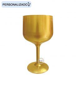 Copa de Color Dorado