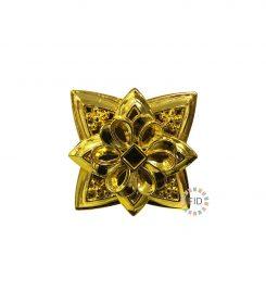 Cofre Estrella Dorado x12